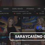 Saraycasino Canlı Casino